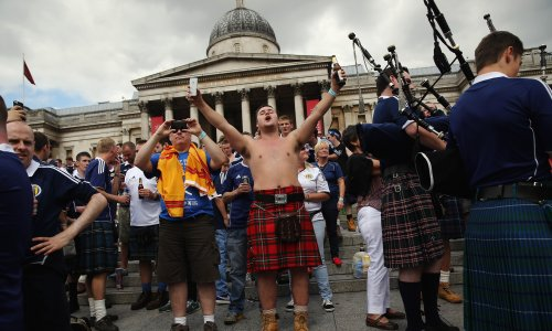 Euro 2020: Scotland fan park blocked by Westminster council