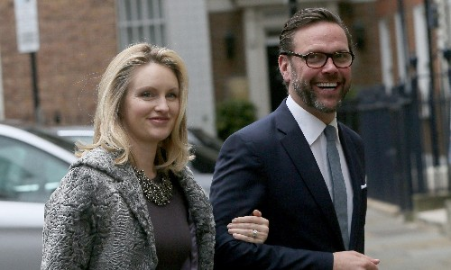 James Murdoch says US media 'lies' unleashed 'insidious forces'