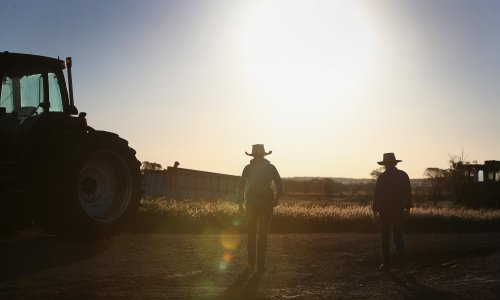 Rural Australians are living climate change in real time – and unlike politicians who scapegoat us, we're taking action