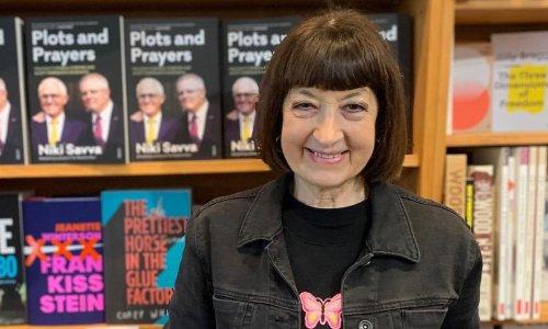 Political commentator Niki Savva quits the Australian after Peta Credlin joins as columnist