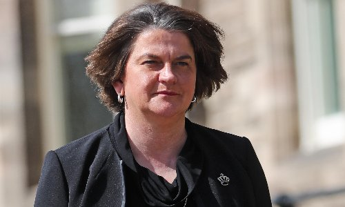 Arlene Foster tells court she was humiliated by tweet alleging affair
