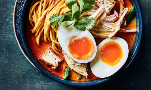 Project cooks: ambitious Australian lockdown dishes from laksa to labneh