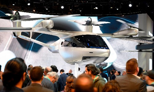 Uber sells loss-making flying taxi division to Joby Aviation