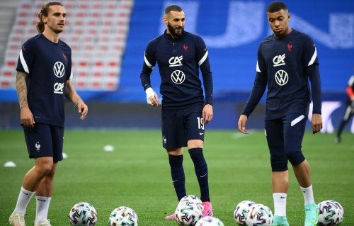 France have even greater edge with Benzema but must paper over cracks