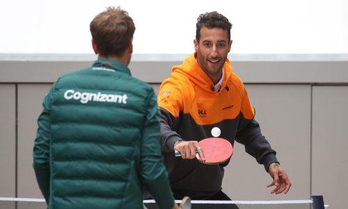 Daniel Ricciardo the star in the Netflix-isation of sport
