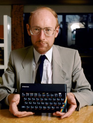 Clive Sinclair and the offbeat brilliance of the ZX Spectrum