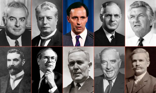 Who was Australia's best prime minister? Experts rank the winners and dunces
