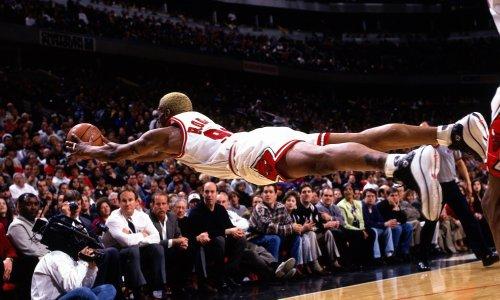 Dennis Rodman at 60, Beryl Burton and when Panenkas go wrong