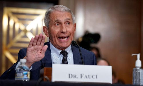 Covid booster shot vote 'not the end of the story' says Fauci