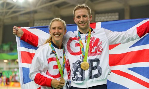 Jason and Laura Kenny: cycling's golden couple out to shine in Tokyo