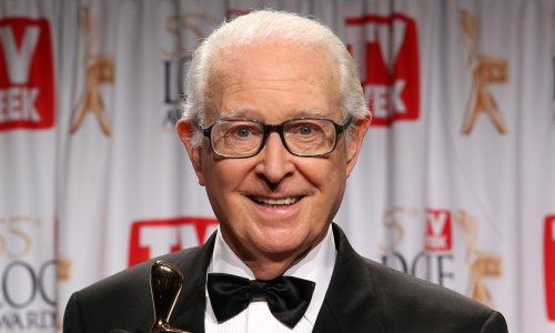 Brian Henderson, Sydney newsreader and Bandstand host, dies aged 89