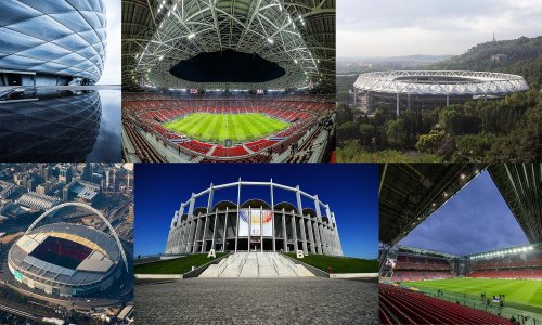 The complete guide to all the stadiums