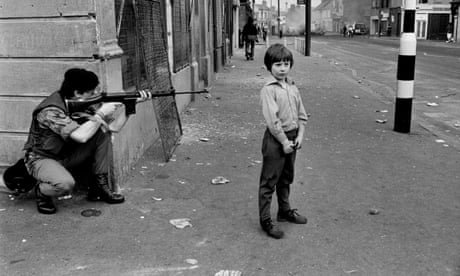 'They stood firm': Poverty and police violence in 70s Northern Ireland – in pictures