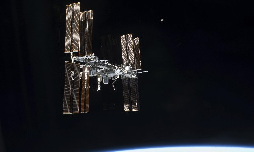 Astronauts trace air leak to Russian side of space station after midnight alarm