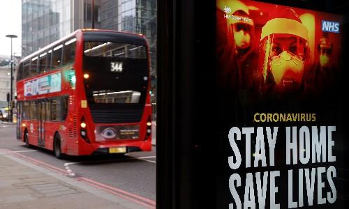 Sadiq Khan declares Covid emergency in London