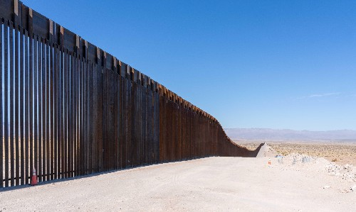'My neighbourhood is being destroyed to pacify his supporters': the race to complete Trump's wall