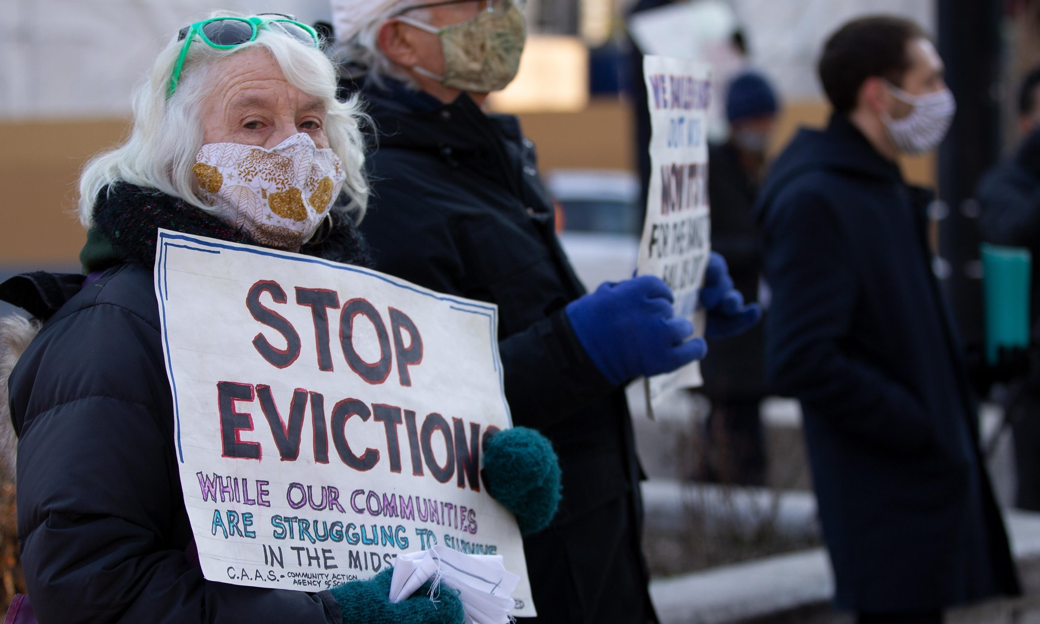 US states brace for 'avalanche' of evictions