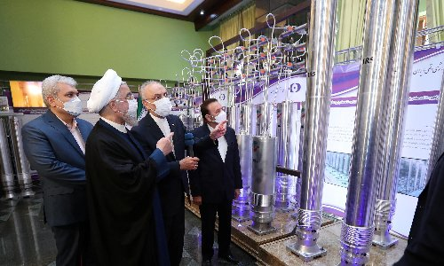 France, Germany and UK raise concern over Iran's nuclear plans