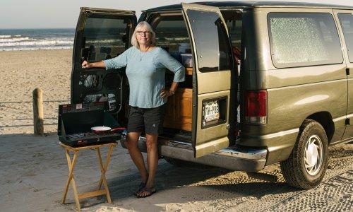 Wheel life with the ladies in the van
