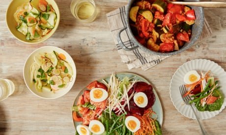 Raymond Blanc's classic French recipes for summer vegetables