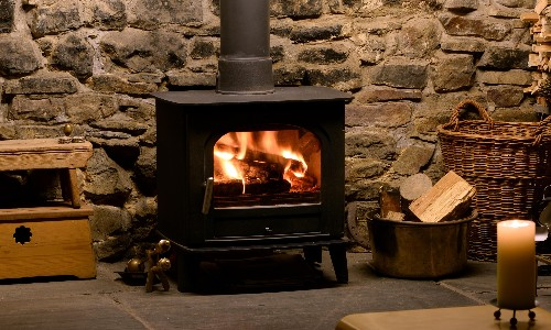 Avoid using wood burning stoves if possible, warn health experts
