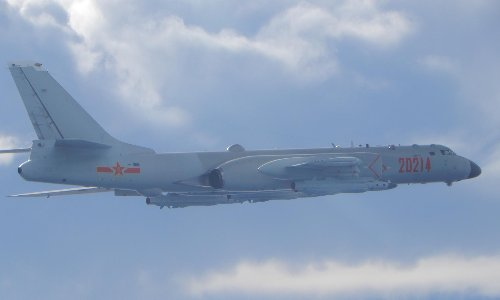 Taiwan reports largest incursion yet by Chinese military aircraft