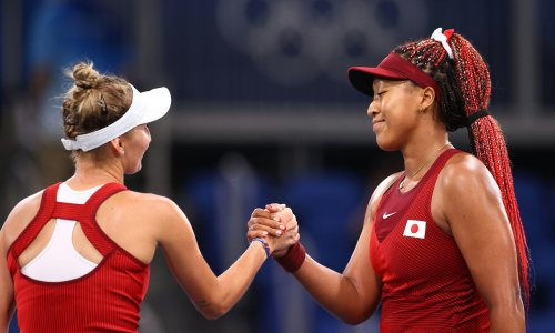 Naomi Osaka stunned as face of Tokyo Games knocked out of Olympic tennis