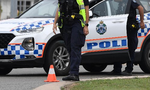 Townsville police used controversial neck hold on Indigenous man before he died in 2018, coroner told