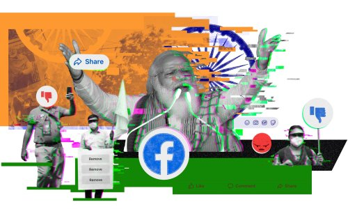 Facebook planned to remove fake accounts in India – until it realized a BJP politician was involved