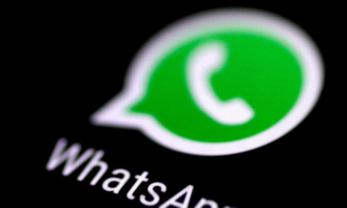 You should be worried about how much info WhatsApp shares with Facebook