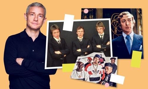 Martin Freeman's teenage obsessions: 'I still think that rude-boy skinhead look is hard to beat'