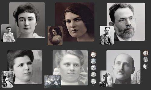 Deep Nostalgia: 'creepy' new service uses AI to animate old family photos