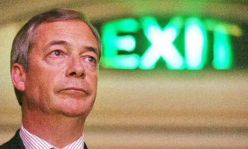 Nigel Farage quits as Reform UK leader in step back from party politics
