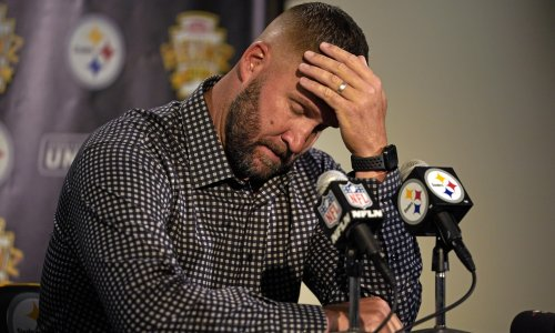 The decline and fall of Ben Roethlisberger is finally upon us