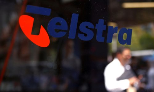 Telstra says it's too big to go 'off grid' to reach 100% renewable energy target