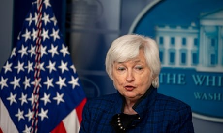 Janet Yellen says US 'will reach full employment next year' despite poor jobs report – as it happened