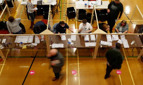 Friday briefing: Labour facing losses in Hartlepool and across councils