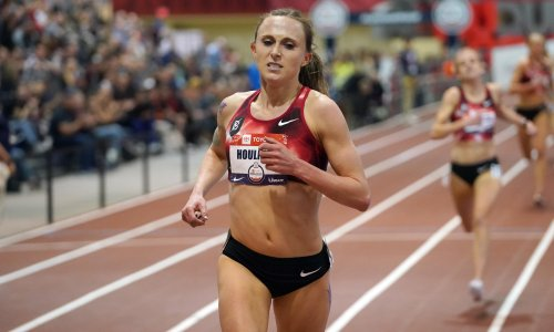 Moves afoot to stop banned Shelby Houlihan running in US Olympic trials