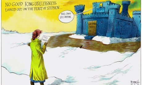 The looming winter of discontent – cartoon