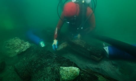 Nile shipwreck discovery proves Herodotus right – after 2,469 years