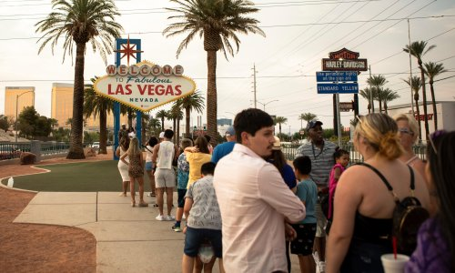 'It's brutal': Las Vegas cooks amid blazing heatwave – and it's going to get worse