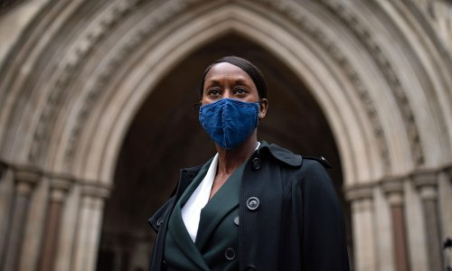 Black Met police chief wins her job back after tribunal says sacking was unfair
