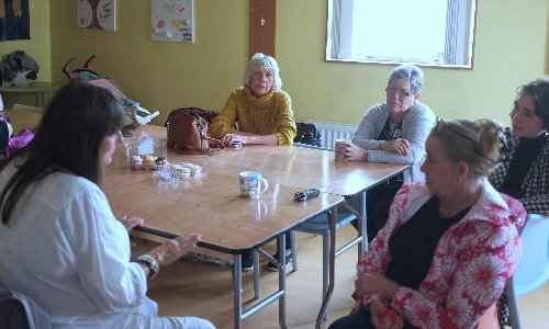 Space To Be: the fight to keep Belfast's Windsor Women's Centre open