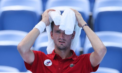 Daniil Medvedev asks for journalist be removed over 'cheaters' question