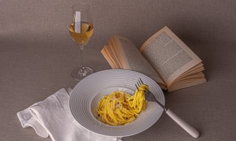 'Table for one? Yes, please' – the joy of eating alone