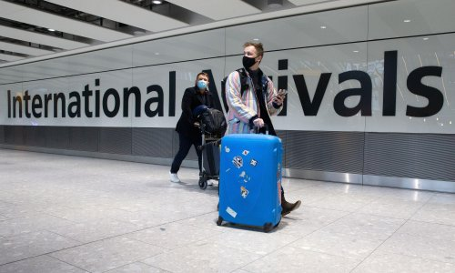 Covid quarantine to be dropped for some Britons vaccinated abroad