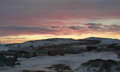 Canadian territory of Nunavut to lock down after first Covid case leads to surge
