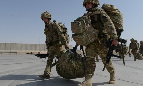British troops were twice as likely to be killed in Afghanistan as US forces