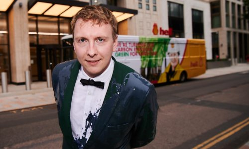 TV tonight: Joe Lycett takes on the oil giants with a viral stunt
