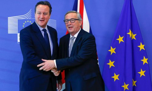 UK backed plan to charge non-EU travellers to enter Europe